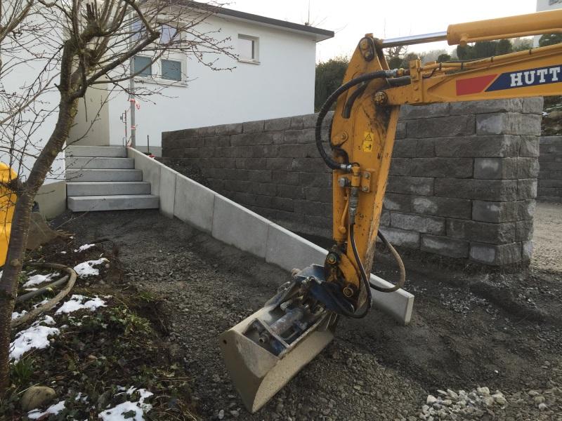 Neuer Carport Efh In Hallwil